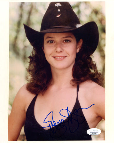 Debra Winger Autographed 8x10 Photo (JSA)