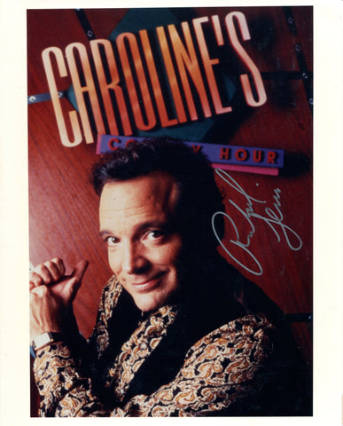 Richard Jeni Autographed 8x10 Photo