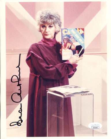 Bea Arthur Autographed 8x10 Photo (JSA)