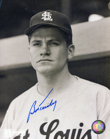 Bob Turley Autographed 8x10 Photo