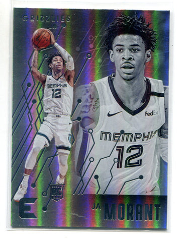 Ja Morant 2019-20 Panini Chronicles Essentials #230 Card