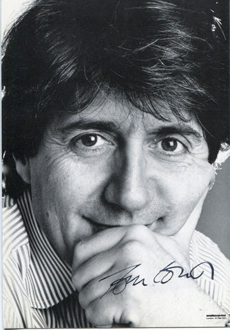 Tom Hayden Autographed 8x10 Photo