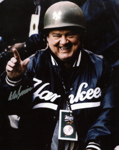 Don Zimmer Autographed 8x10 Photo