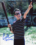 "Chauncey Leopardi ""Squints"" Autographed 8x10 Photo"