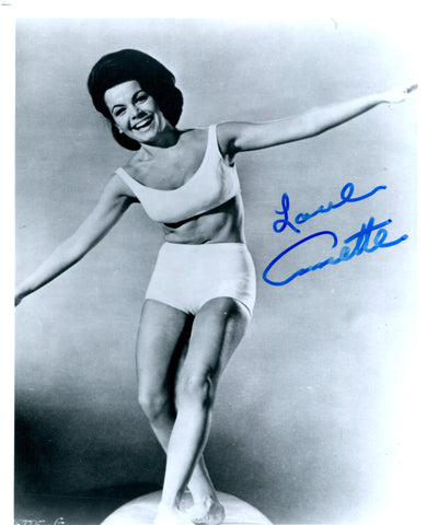 Annette Funicello Autographed 8x10 Photo