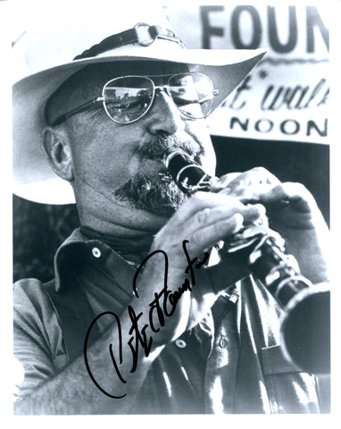 Pete Fountain Autographed 8x10 Photo