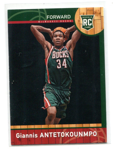 Giannis Antetokounmpo 2013-14 NBA Hoops Chinese #147 Card