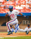 Rondell White Autographed 8x10 Photo