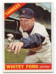 Whitey Ford 1966 Topps Card #160
