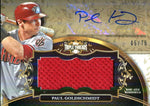 Paul Goldshmidt 2013 Triple Threads Game-Used/Autographed Card #5/75