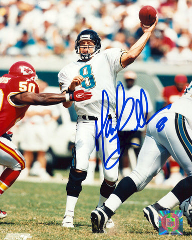 Mark Brunell Autographed 8x10 Photo