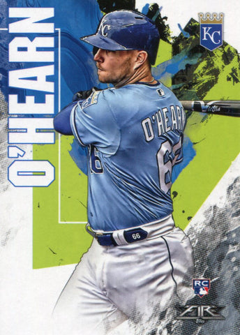 Ryan O'Hearn 2019 Topps Fire Rookie Card