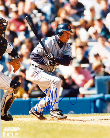 Gregg Jefferies Autographed 8x10 Photo
