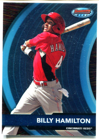 Billy Hamilton 2012 Bowman's Best Unsigned Card