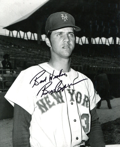 Bill Connors Autographed 8x10 Photo