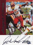 Joe Washington Autographed 1999 Fleer Sports Illustrated Card