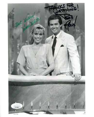 Vanna White Autographed 8x10 Photo (JSA)