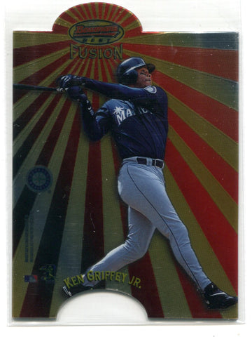 Ken Griffey jr. Bowmans Best Fusion #M16 Card
