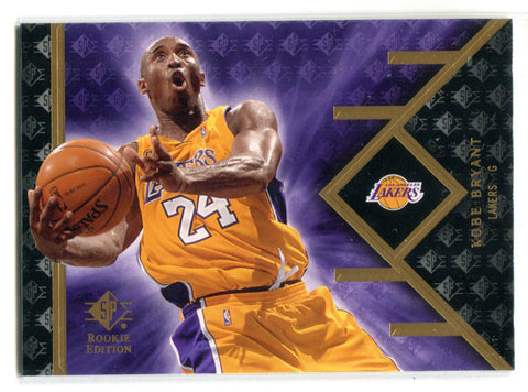 Kobe Bryant 2007-08 Upper Deck Spx Rookie Edition #30 Card