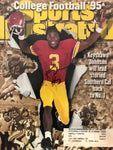 Keyshawn Johnson Signed Sports Illustrated August 28 1995