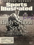 Brian Brohm Signed Sports Illustrated November 18 2002