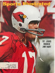 Jim Hart Signed Sports Illustrated November 27 1967
