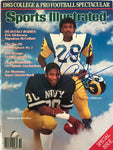 Eric Dickerson Signed Sports Illustrated 1985 College & Pro Football Spectacular