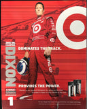 Tony Kanaan Sam Hornish Jr Scott Dixon Helio Castroneves Greg Ray Indy Series Program