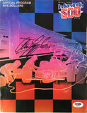 Arie Luyendyk Signed Indianapolis 500 Program May 27 1990 (PSA)