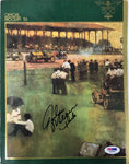 Rick Mears Signed Indianapolis 500 Official Program May 26 1991