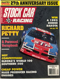 Richard Petty Signed Stock Car Racing Program December 1992