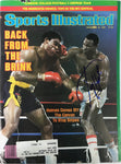 Larry Holmes Signed Sports Illustrated Magazine November 16 1981