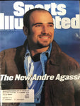 Andre Agassi Unsigned Sports Illustrated Magazine March 13 1995