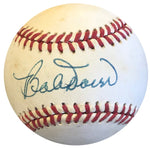 Bob Doerr Autographed Official American League Baseball