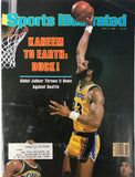 Kareem Abdul-Jabbar Unsigned Sports Illustrated Magazine May 5 1980