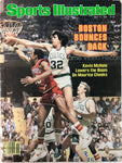 Kevin McHale Unsigned Sports Illustrated Magazine May 11 1981