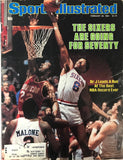 Julius Erving Unsigned Sports Illustrated February 28 1983