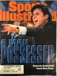 Rick Pitino Unsigned Sports Illustrated February 26 1996
