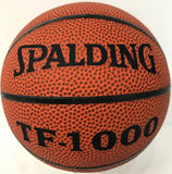 Bill Russell Autographed Spalding Mini Basketball