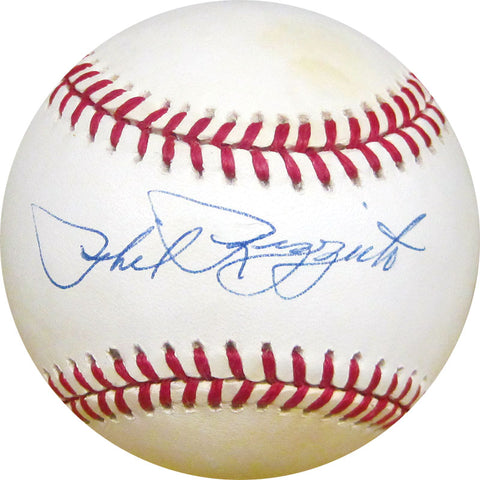 Phil Rizzutto Autographed Baseball