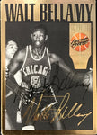 Walt Bellamy Signed 1994 Action Packed Card