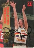 Dan Issel Signed 1993 Action Packed Card
