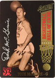 Dick McGuire Signed 1993 Action Packed Card