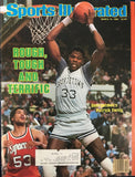 Patrick Ewing Unsigned Sports Illustrated Magazine March 19 1984