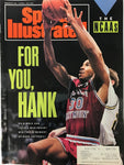 Bo Kimble Unsigned Sports Illustrated Magazine March 26 1990