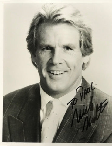 Nick Nolte Signed 8x10 Photo
