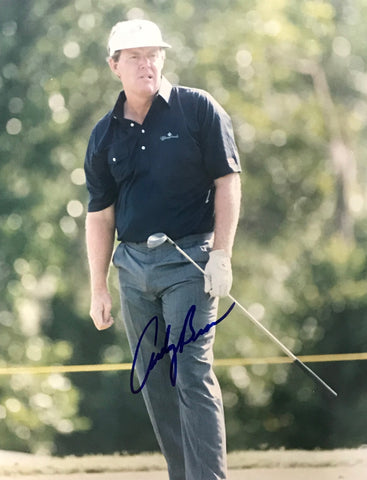 Andy Bean Signed Golf 8x10 Photo