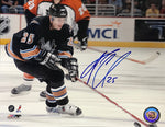 Andrew Cassels Signed 8x10 Photo Washington Capitals