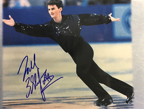 Todd Eldredge Signed 8x10 Photo