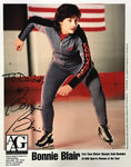 Bonnie Blair Signed 8x10 Photo